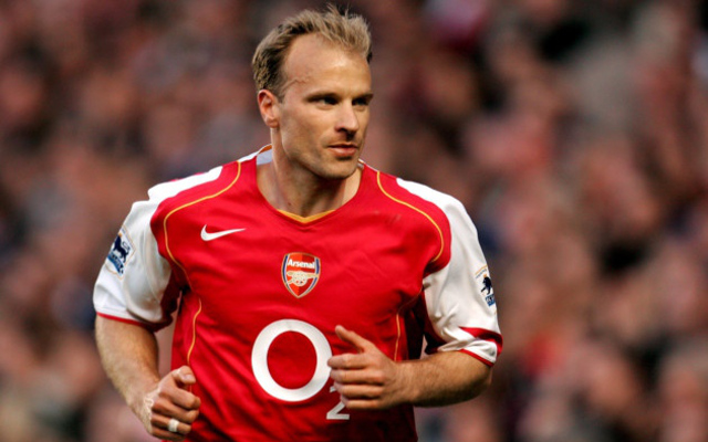 Dennis Bergkamp reveals why his son didn't get an Arsenal contract