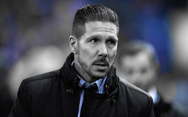 Simeone Will Leave Atletico For England Or Italy, Says His Father