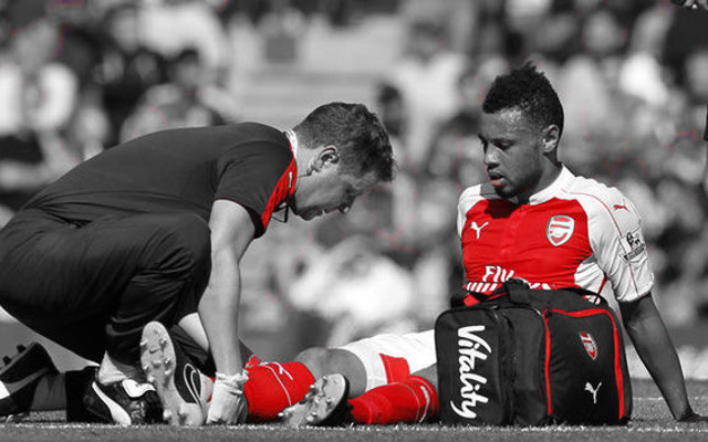 Wenger confirms the worst: Coquelin out for two months
