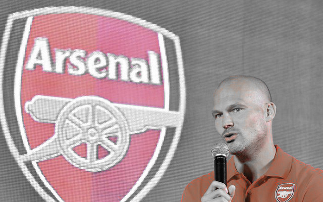 Freddie Ljungberg To Join Arsenal First-Team Coaches
