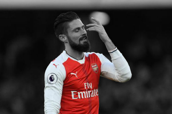 Arsenal Begin Talks With Borussia Dortmund Over Giroud