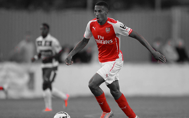 Official: Promising Arsenal star sold after loan spell