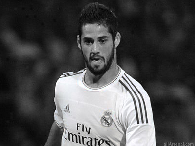 Arsenal keen on £30 million move for Isco