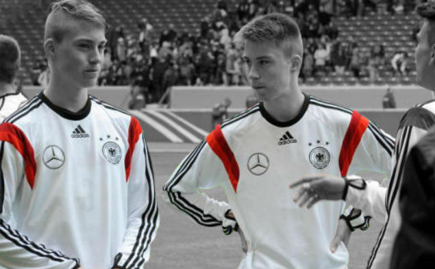 """Wenger Looking At Youngsters Dubbed """"The German Da Silva Twins"""""""