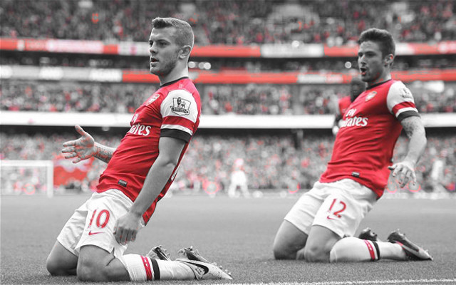 Arsene Wenger backs Wilshere and says England can win Euro 2016