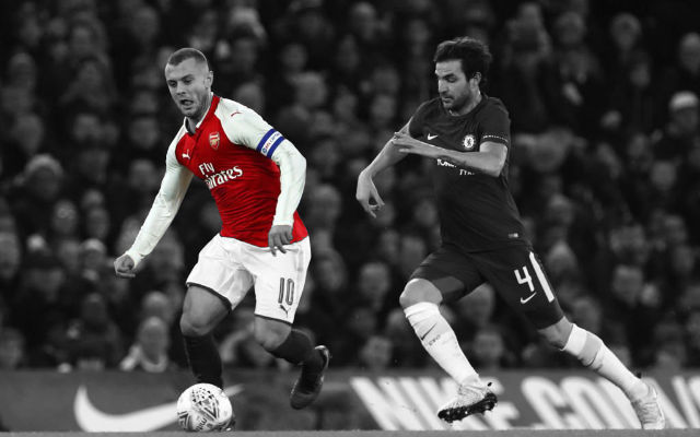 Confirmed: Jack Wilshere Is Leaving Arsenal