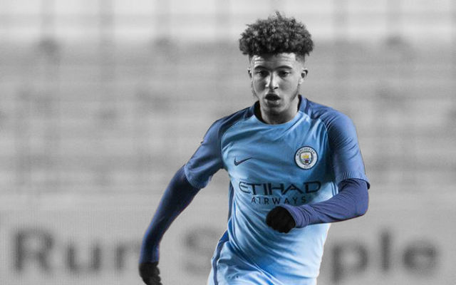 Jadon Sancho Admits He Wants To Play With Arsenal Man One Day