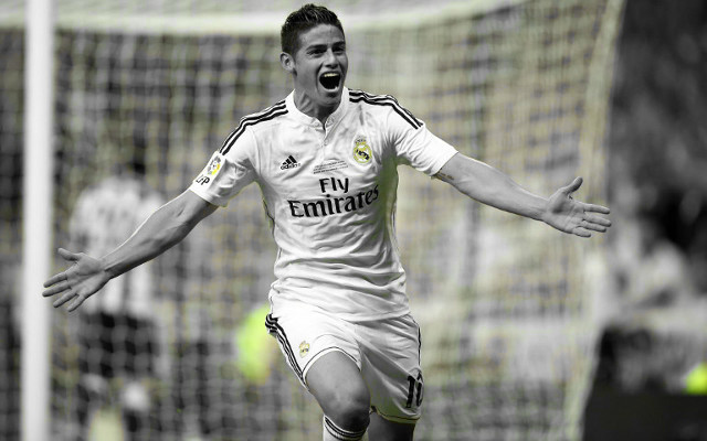 Arsenal Make Huge Bid For James Rodriguez