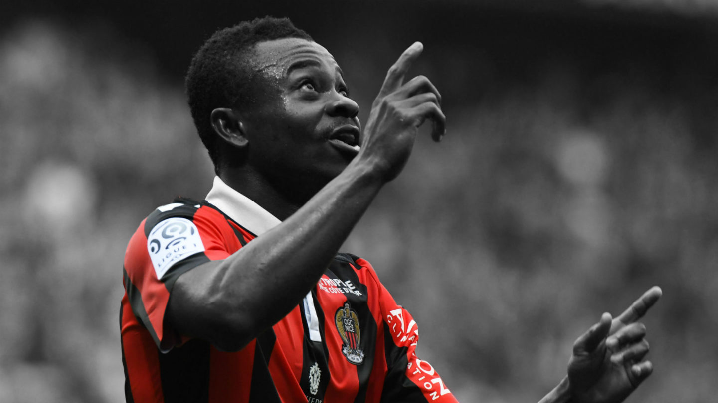 Nice Midfielder Seri Says He Wants To Join Arsenal