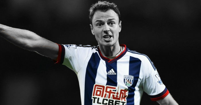 Arsenal Join Race To Sign Jonny Evans From West Brom