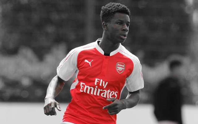 Promising Arsenal youngster compared to Bellerin & Dani Alves