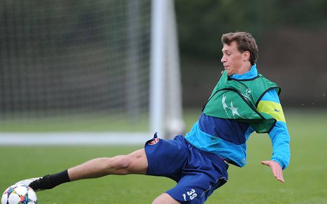 Report: AC Milan Want Arsenal Youngster Krystian Bielik