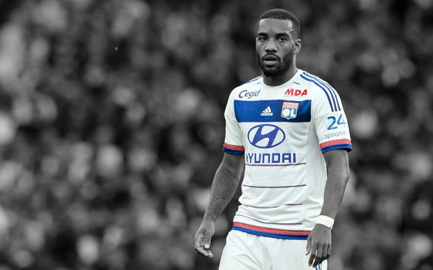 Arsenal Target Lacazette Says He Will Leave Lyon This Summer