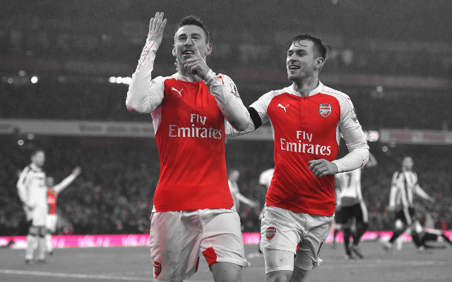 [Player ratings] Arsenal 1-0 Newcastle – Koscielny goal sees Gunners through by skin of their teeth