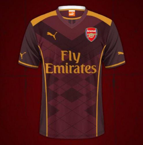 new product 21bc4 bef44 Images] Leaked Arsenal kits for 2015/16 season