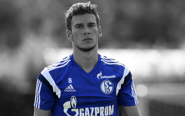 FC Barcelona The Favourites To Sign Long-Term Arsenal Target Leon Goretzka