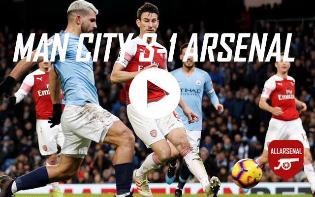 [Match Highlights] Manchester City 3-1 Arsenal – All The Goals And Best Bits