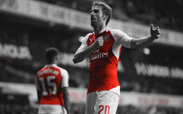[Match report] Tottenham 1-2 Arsenal – Flamini brace ensures Capital One Cup victory