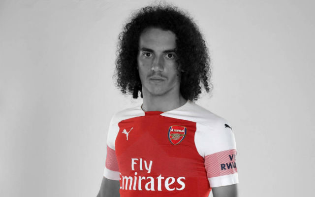 half off ccb90 16167 Official: Arsenal Confirm Matteo Guendouzi Has Joined The Club