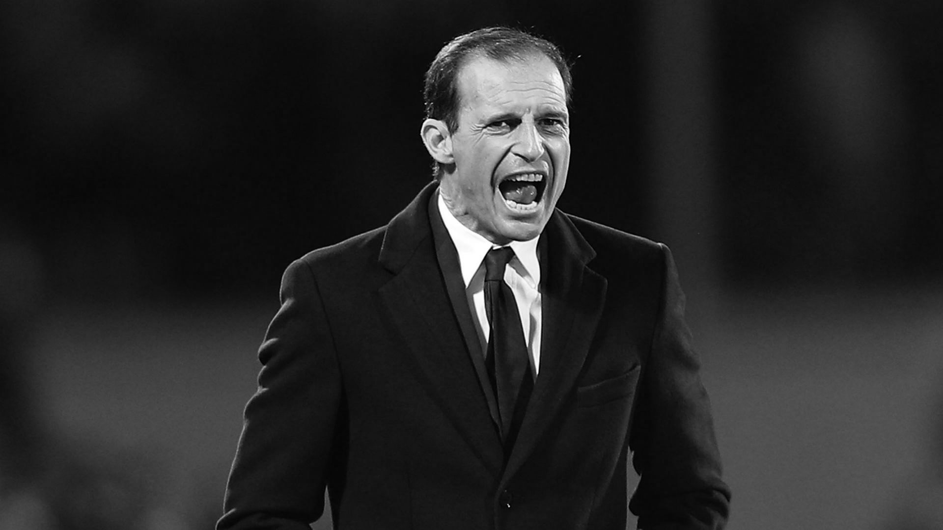 Allegri: My Intention Is To Continue With Juventus