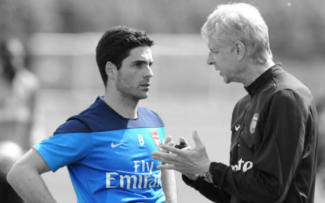 Wenger Breaks Silence On Arteta To Arsenal Rumours