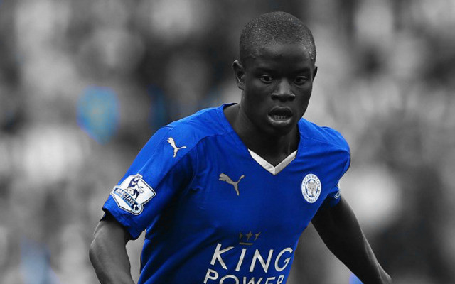 Ranieri willing to sanction Arsenal switch for Kante this summer