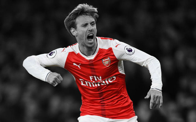 Monreal: Emery Stopped Me Leaving Arsenal Last Summer