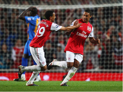 Alex Oxlade-Chamberlain reserves praise for the revitalised Francis Coquelin