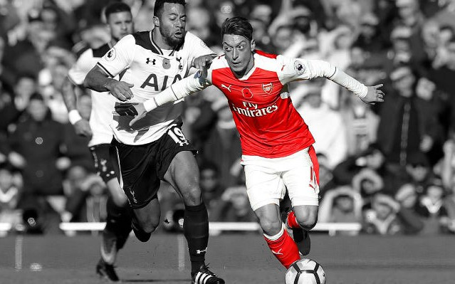 Ozil Reveals His Dream Arsenal 5-A-Side Team