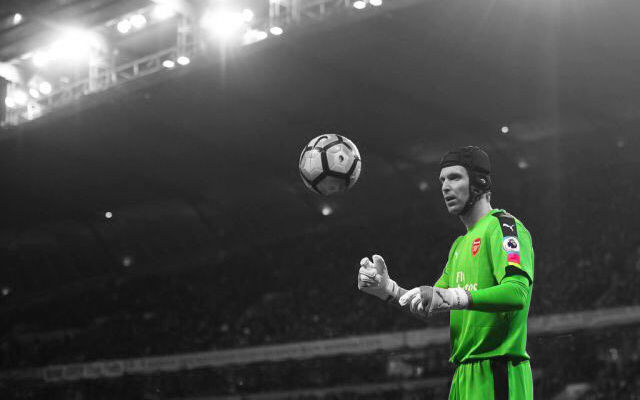 Cech Reveals Why Arsenal Struggled To Play Out From The Back