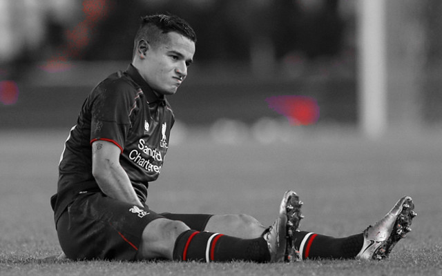 [Video] Key Liverpool star could miss Arsenal clash after nasty Capital One Cup injury