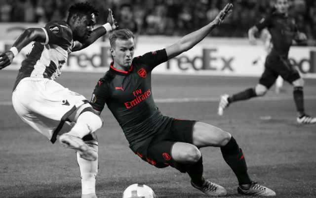 Rob Holding A Candidate To Become Next Arsenal Captain