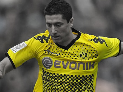 Report: Arsenal target Lewandowski available for £7m in January
