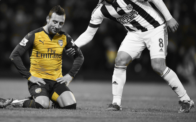 Cazorla talks return date following nasty Norwich injury