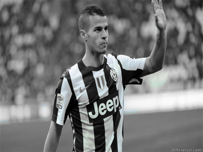 Arsenal plot move for Juventus striker Sebastian Giovinco
