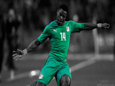 Arsenal agree personal terms with Serge Aurier