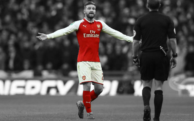 Reports: Arsenal Will Listen To Offers For Shkodran Mustafi In The Summer