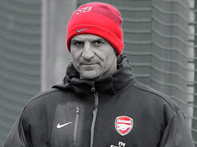 Bould: There is a brand and philosophy that we have to play