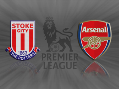Stoke 1 v 0 Arsenal: Twelve man Stoke beat lacklustre Gunners from the spot.
