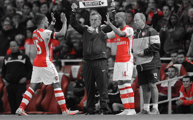 Five options to replace injured Arsenal duo Walcott & Oxlade-Chamberlain against Swansea