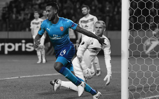 Ornstein: Walcott Is Close To £20+ Million Everton Move
