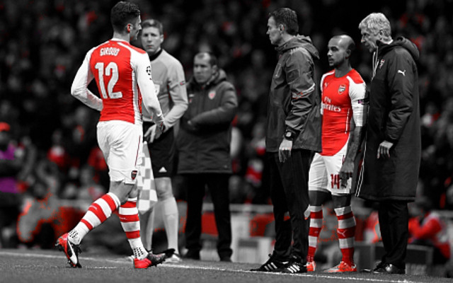 [Predicted lineup] Aston Villa v Arsenal – Walcott & Giroud to start together again