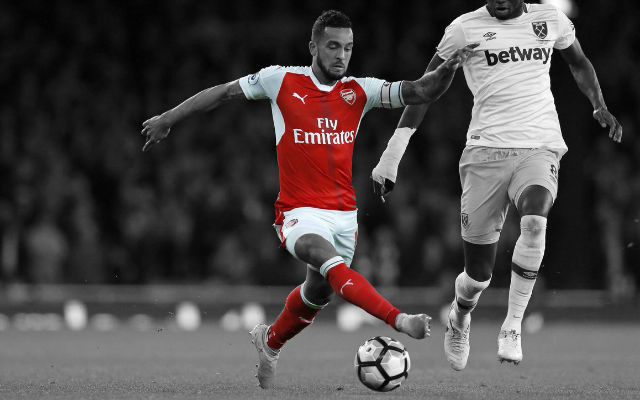 Arsenal Ready To Sell Theo Walcott In January – West Ham & Southampton Keen