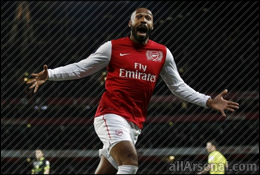 Henry: North London derby can spark Arsenal