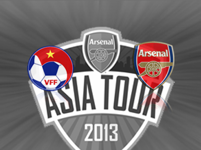 Vietnam XI 1 v Arsenal 7: Gunners hit seven as Asia tour continues [Report & Video Highlights]