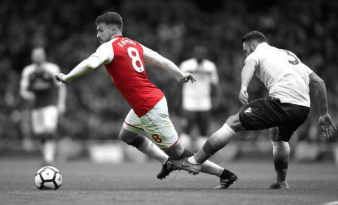 Ramsey Dropped For Wenger's Final Match – Huddersfield Town v Arsenal [Predicted Lineups]