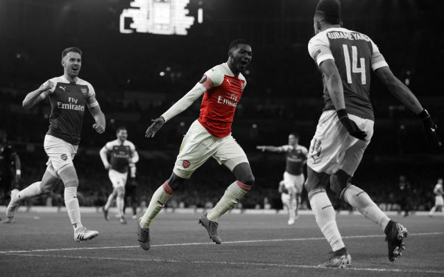 Maitland-Niles: I Want To Challenge Bellerin For Right-Back Slot