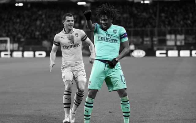 Official: Arsenal's Alex Iwobi Completes Everton Transfer