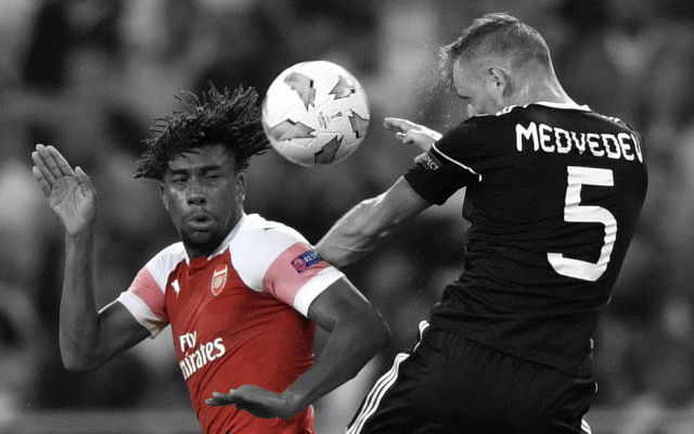 Iwobi Reveals Why The Arsenal Players Are So Happy Under Emery