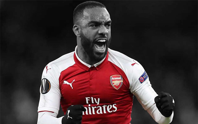 [Confirmed Lineups] Arsenal v Manchester United – Lacazette, Ramsey & Aubameyang All Start